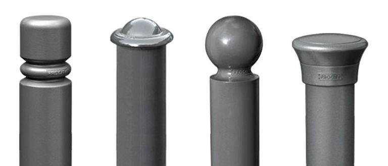 afbakeningspalen-staal